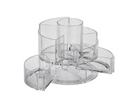 Briscoes NZ Volere Cosmetic Organiser With Drawer Acrylic