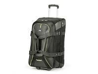 Briscoes NZ High Sierra AT758 Trolleycase Mercury/Zest 66cm