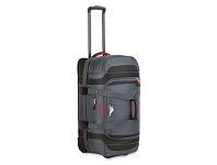 Briscoes NZ High Sierra Cermak Trolleycase Mercury/Crimson 66cm