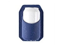 Briscoes NZ Tooletries Beer Holder Blue