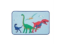 Briscoes NZ Poppiseed Dino World 50x80cm