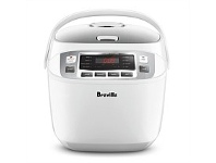 Briscoes NZ Breville the Smart Rice Box Rice Cooker LRC480WHT