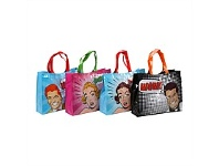 Briscoes NZ KPN Shopper Bag Glossy Assorted designs