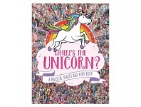 Briscoes NZ Usborne Where's The Unicorn? Book
