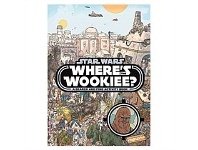 Briscoes NZ Usborne Where's The Wookiee? Book