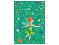 Briscoes NZ Usborne Sticker Dolly Dressing Pixies Book