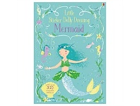 Briscoes NZ Usborne Sticker Dolly Dressing Mermaid Book