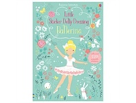 Briscoes NZ Usborne Sticker Dolly Dressing Ballerina Book
