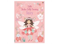 Briscoes NZ Usborne Sticker Dolly Dressing Fairy Book