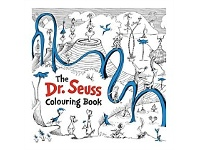 Briscoes NZ Usborne Dr Suess Colouring Book