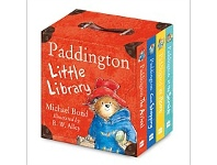Briscoes NZ Usborne Paddington Little Library Book