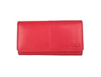 Briscoes NZ Condotti Ladies Sleek Clutch Red