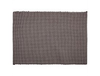 Briscoes NZ Just Home Nominal Charcoal Placemat