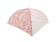 Briscoes NZ Just Home Swirl Red Food Umbrella 51x51cm