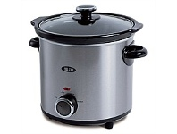 Briscoes NZ Zip Slow Cooker Round 3.5Lt ZIP952