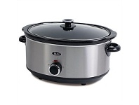 Briscoes NZ Zip Slow Cooker Oval 6.5L ZIP955