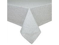Briscoes NZ Just Home Atticus Recycled Grey Tablecloth 150x230cm