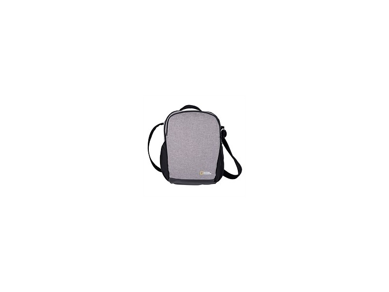 National Geographic Anti Theft Cross Body Bag Grey
