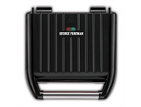 Briscoes NZ George Foreman Family Steel Grill GR25042AU