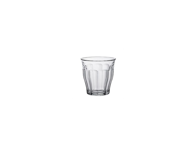 Duralex Picardie Clear Glass Tumbler 250ml