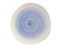 Briscoes NZ Arthouse Tide Blue Side Plate 20.5cm