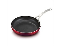 Briscoes NZ Brabantia Inspiration Frypan Red 30cm