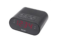 Briscoes NZ Teac FM Alarm Clock Radio With USB charge CRX130U