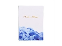 Briscoes NZ Hydrangea Photo Album 300 Pocket