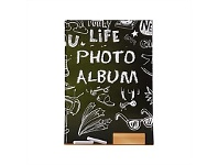 Briscoes NZ Chalk Board Photo Album 300 Pocket