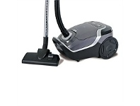 Briscoes NZ Zip Power Flow Vacuum Cleaner Grey/Silver Trim 2000W ZIP477