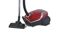 Briscoes NZ Zip Power Flow Vacuum Cleaner Red/Silver Trim 2000W ZIP478