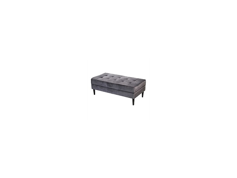 Urban Trends Bench Seat Grey