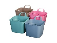 Briscoes NZ Koopman Flexi Bucket Assorted 36L