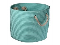 Briscoes NZ Lida Porto Storage Basket Light Green Medium