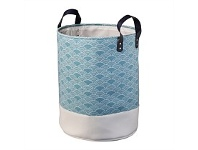 Briscoes NZ Lida Cristo Laundry Hamper Green Medium