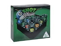 Briscoes NZ Billiard Shot 11 Piece Gift Set