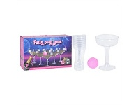Briscoes NZ Champagne Pong 15 Piece Game Set