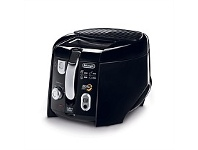 Briscoes NZ DeLonghi Rotofry 1kg Easy Clean Deepfryer Black F28313BK