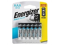 Briscoes NZ Energizer Max Plus AAA 4+2PK E3013967900
