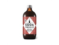 Briscoes NZ Sodastream Soda Press Raspberry and Mint 500ml