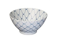 Briscoes NZ Amime Japanese Footed Noodle Bowl 18cm