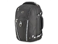 Briscoes NZ High Sierra Vuna Laptop Backpack Black/Charcoal