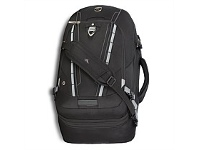 Briscoes NZ High Sierra Vuna Convertible Carry Laptop Backpack Blk/Char