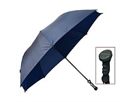 Briscoes NZ Peros XXL Hurricane Umbrella Navy