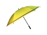 Briscoes NZ Peros Eagle Safety Umbrella Neon Yellow