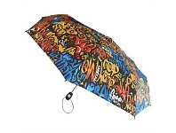 Briscoes NZ Peros Hurricane Auto Open/Close Umbrella Patterned