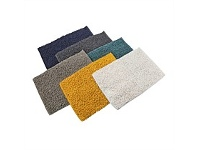 Briscoes NZ Willow Bay Shaggy Visto Bathmat Assorted