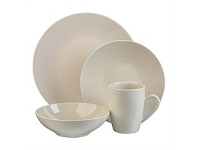 Briscoes NZ Thomson Luna Ivory Dinnerset 16 Piece