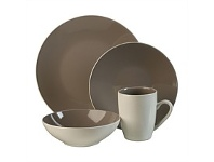 Briscoes NZ Thomson Luna Sesame Dinnerset 16 Piece