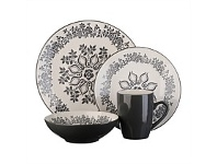 Briscoes NZ Thomson Hanna Granite Dinnerset 16 Piece